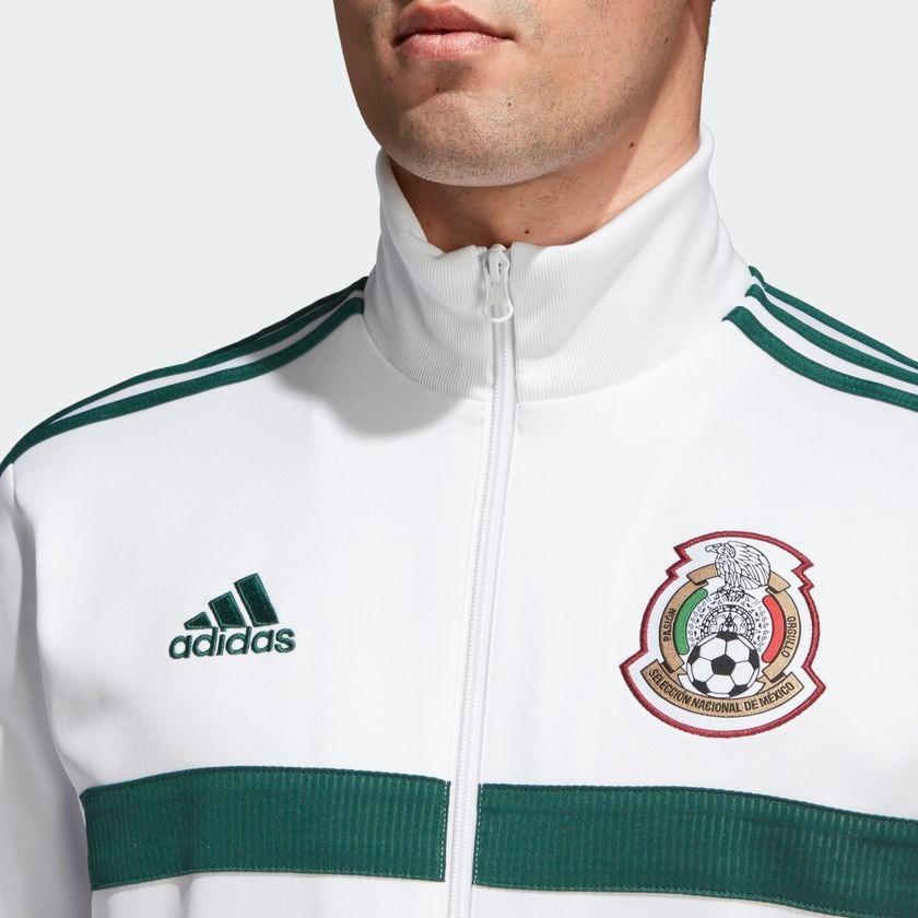 chamarra adidas seleccion mexicana original (envío gratis). Cargando zoom. b96a112016387