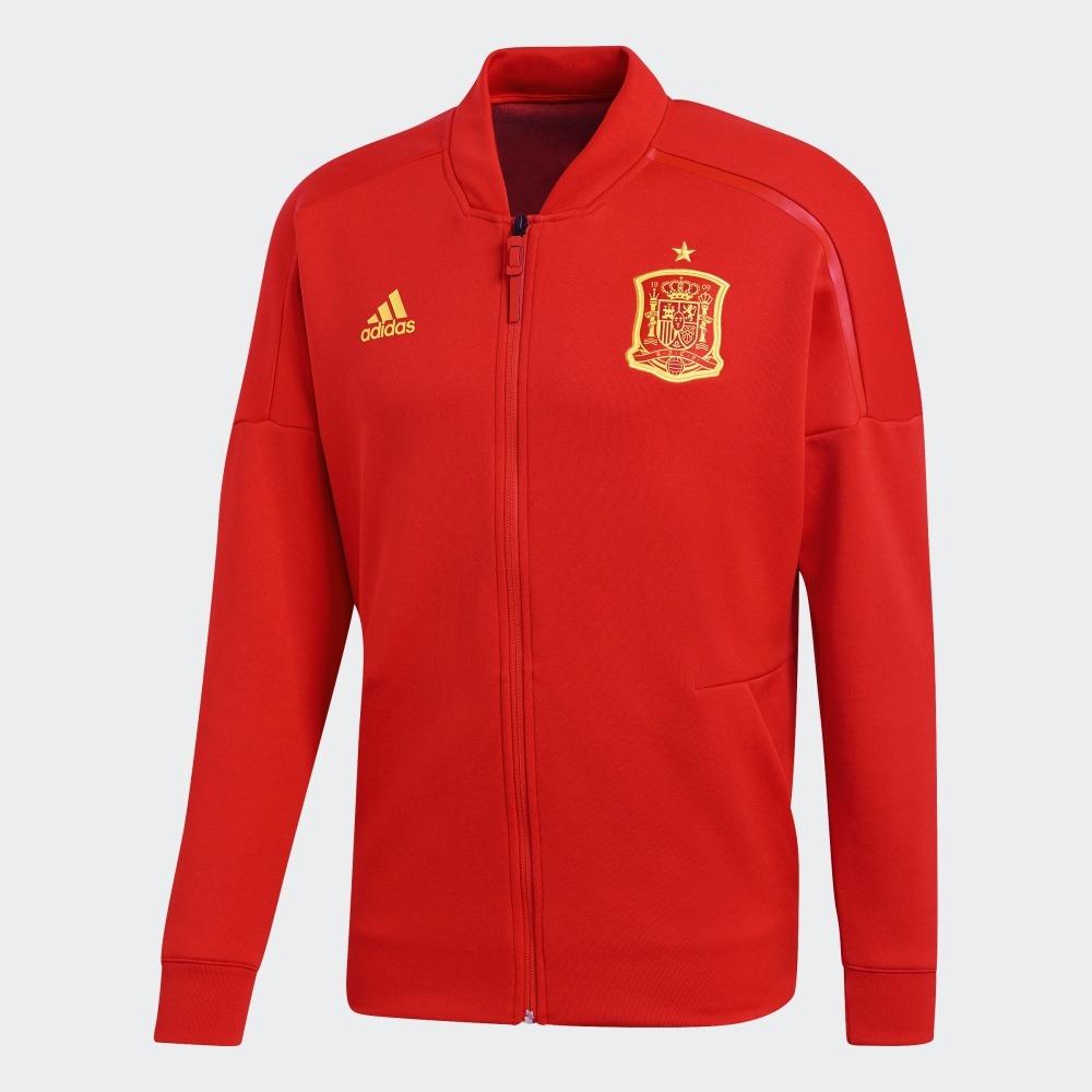 Chamarra adidas Z.n.e. España 2018 Original Nueva Sudadera