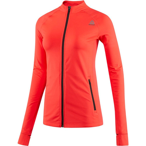chamarra atletica track mujer reebok br4076