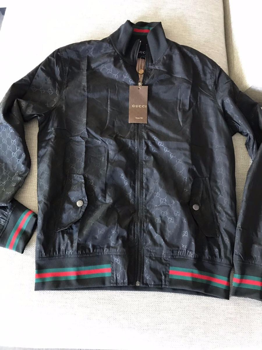 3b641801d Chamarra Bomber Gucci Italiana - $ 1,600.00 en Mercado Libre