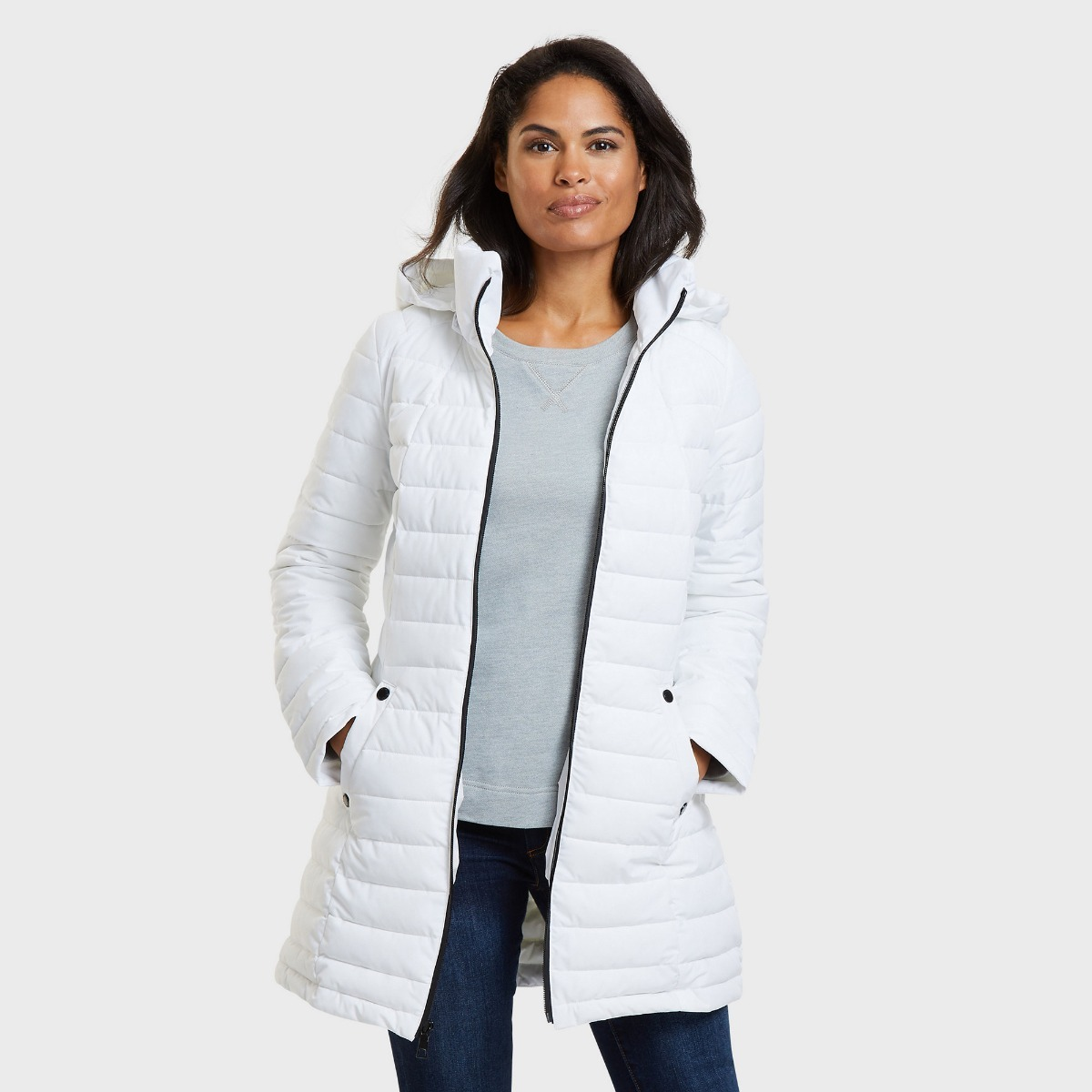 445d00adbf9 chamarra chaqueta nautica mujer frio impermeable lluvia zip. Cargando zoom.