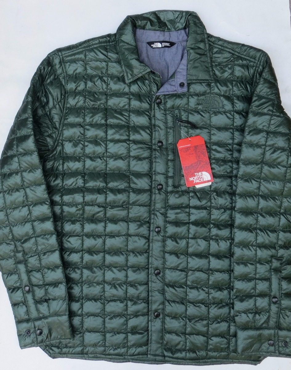 thermoball north face hombre