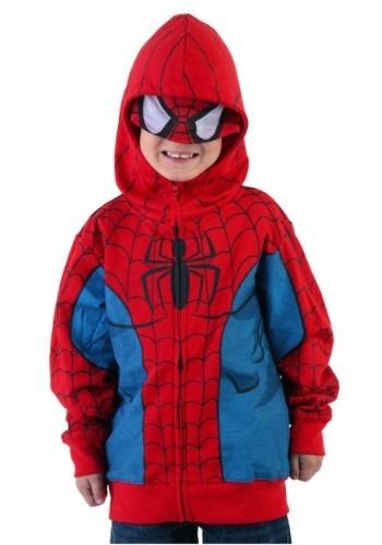 Chamarra De Spiderman Hombre Ara 241 A Para Ni 241 Os Envio