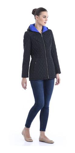 chamarra eider cazadora ligera dama shyla jacket negro