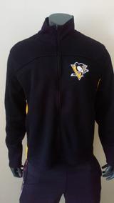 0ba50f7d Chamarra Extragrande Original G-iii Pittsburgh Penguins Nhl