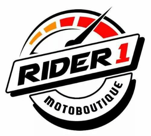 chamarra fassed journey,  rider one