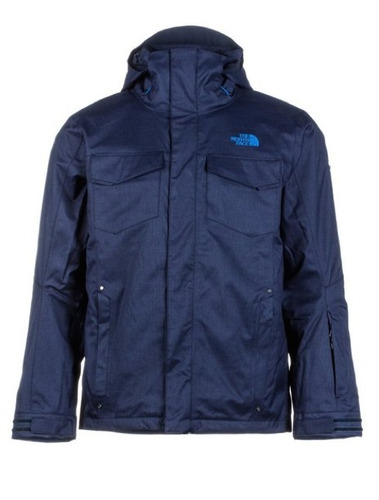 chamarra importada the north face men's clooney triclimate