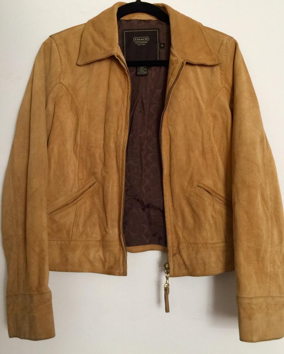 chamarra jacket coach piel mujer. Cargando zoom. 86408da1268d