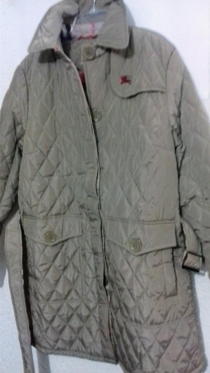 f06be49b1bd4d chamarra larga tipo abrigo burberry color beige con cinturon. Cargando zoom.