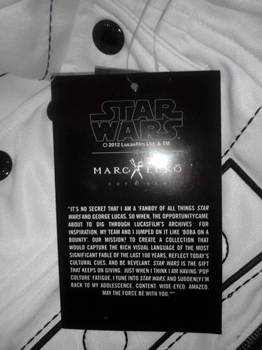 chamarra marck ecko stormtrooper original