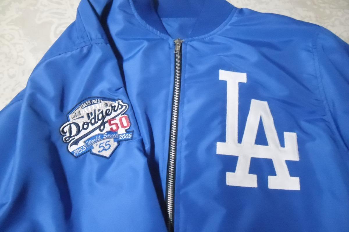 efb9b7781d25d Chamarra Mlb Los Angeles Dodgers 50 Anniversary -   900.00 en ...