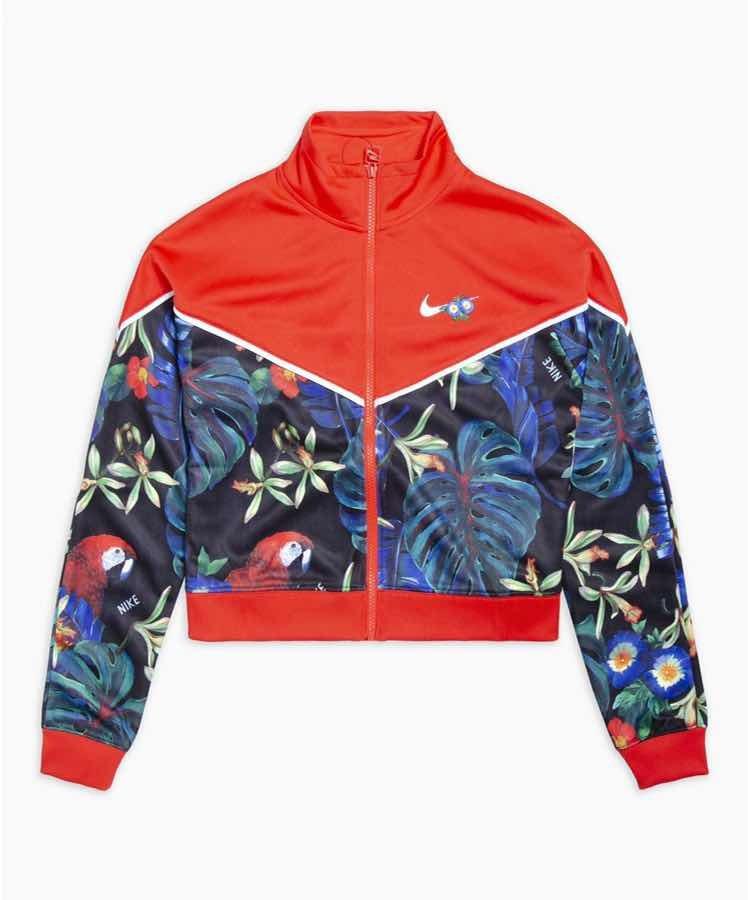chamarra nike sportswear aq9726- 696 dancing originals. Cargando zoom. ff4cc0b64dce