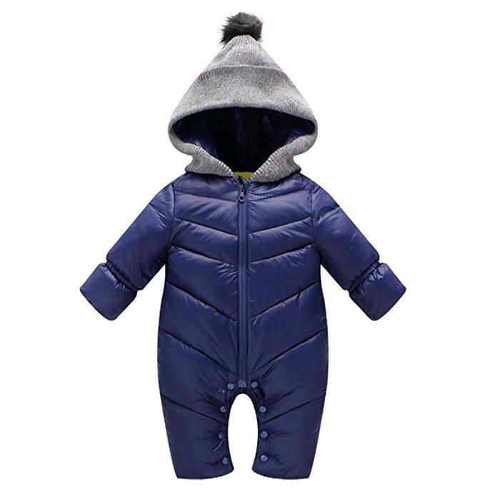 a93bec47c Set Chamarra Pantalon Ultra Termico Para Bebe Niño Nieve Sno ...