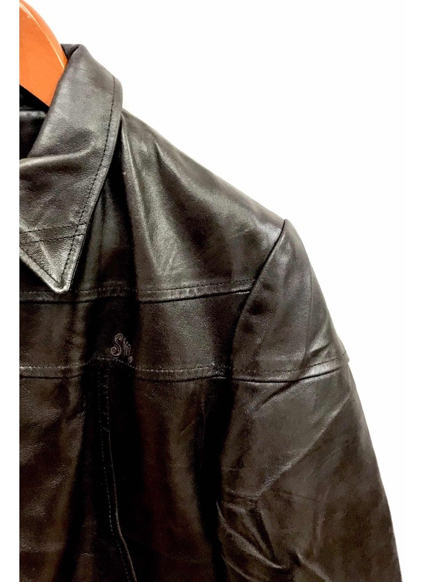 more photos outstanding features best prices Chamarra Piel Vintage Steve Madden Real Retro Leather Jacket - $ 1,400.00