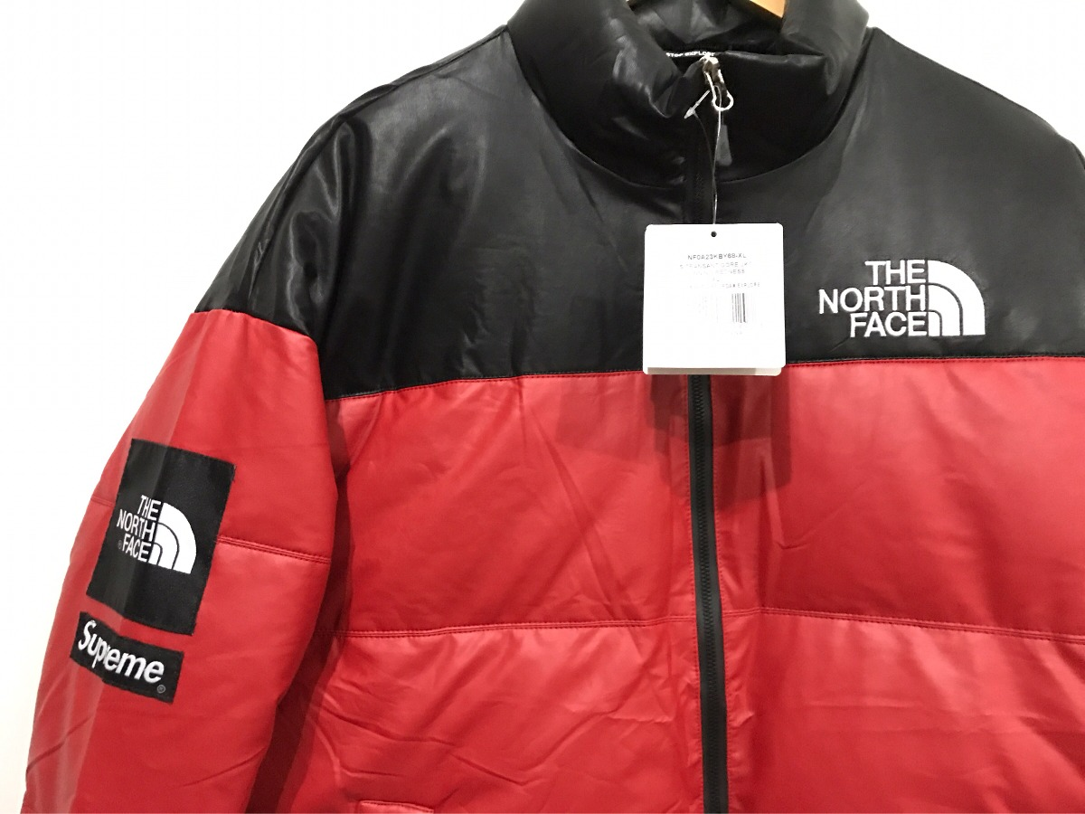 comprar north face supreme