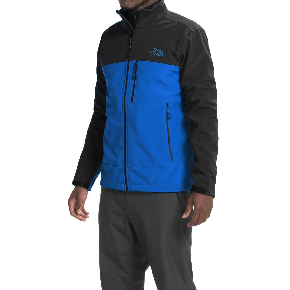 the north face azul