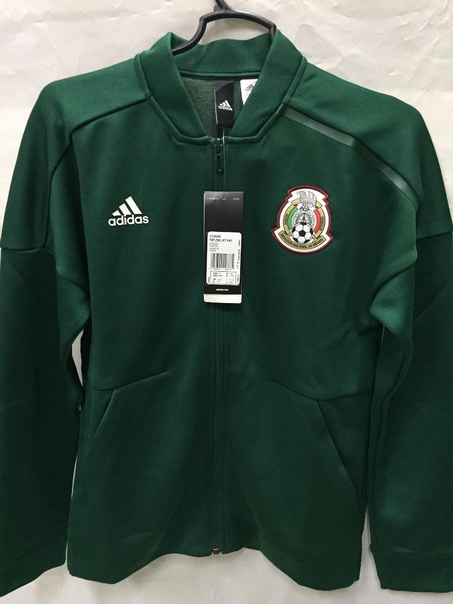 Chamarra Zne adidas Seleccion México 2018 Niño Cv5095 -   899.00 en ... 6a4b9f293a6f5