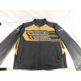 1e66daa2a0c2c Chamarras Harley-Davidson de Piel de Hombre en Mercado Libre México