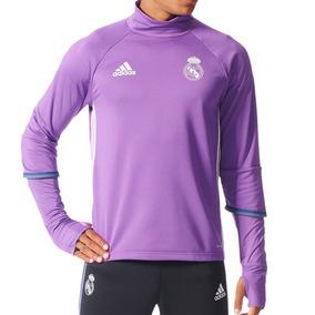 245907731 Sudadera Futbol Soccer Real Madrid Hombre adidas Ao3131
