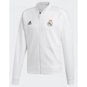 aba6061994a38 adidas Chamarra Chamarras Real Madrid Zne 18-19 Original