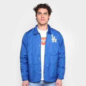 3a93b5fc8369c Chamarras Los Angeles Dodgers en Mercado Libre México