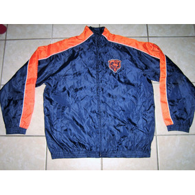 773f2df07b071 Rompevientos Chamarra Chicago Bears Nfl Adulto T-l