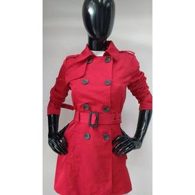 4b94e7d517156 Gabardinas Hombre Anime - Chamarras de Mujer Rojo en Mercado Libre ...