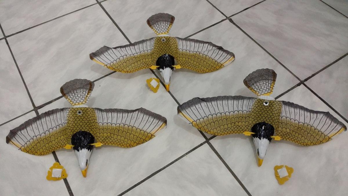 chamas gavião Águia pássaro falcão gaivota 03 unidades r 119 99