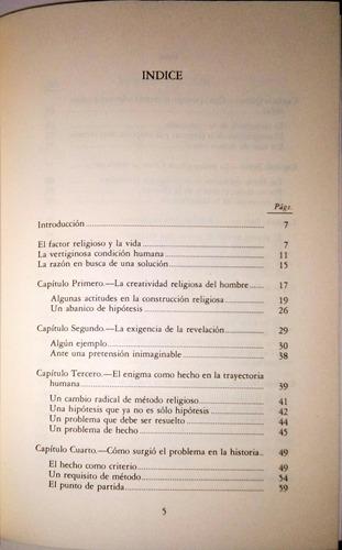 chambajlum luigi giussani curso basico de cristianismo 4 vol