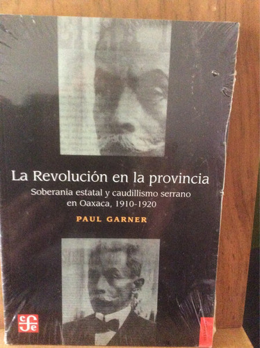 chambajlum paul garner la revolución en la provincia oaxaca