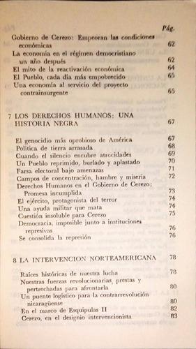 chambajlum urng linea politica revolucionarios guatemaltecos