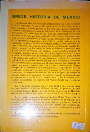 chambajlum vasconcelos breve historia de mexico cecsa