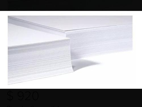 chambril 120g blanco oficio legal