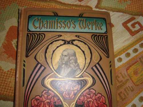chamisso' s   werke   muchas ilustraciones