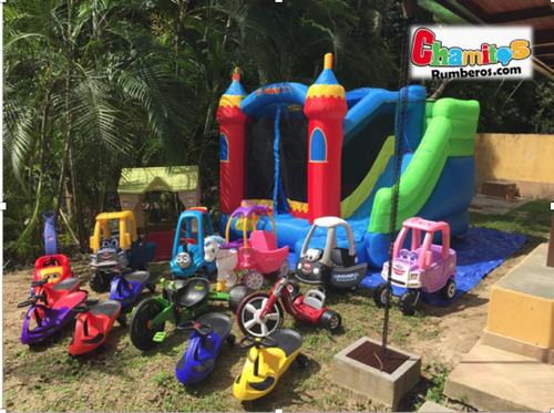 chamitosrumberos.com todo para su fiesta infantil caracas
