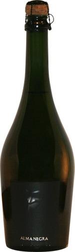 champagne alma negra blanc de blancs - ernesto catena envios