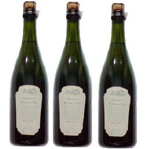champagne boutique extra brut piedras 202  caja 6bot x 750cc