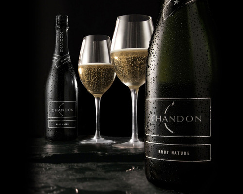 champagne  chandon  brut nature
