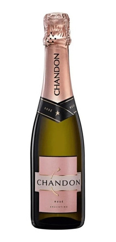 champagne chandon rosado caja de 6 botellas