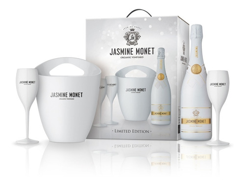 champagne jasmine monet - white limited kit