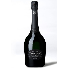 Champagne Laurent-perrier Grand Siècle (750ml)