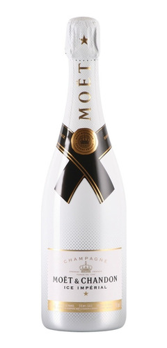 champagne moet&chandon ice imperial  de 750ml.