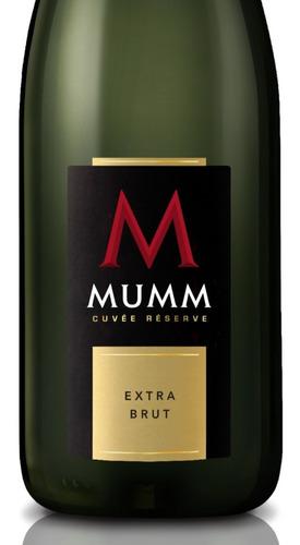 champagne mumm 750ml x 6 unidades! !
