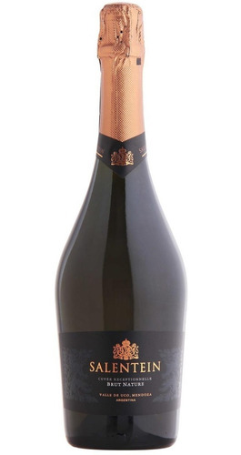 champagne salentein brut nature envio gratis caba sin minimo