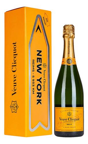 champagne veuve clicquot est magnet arrow de 750 ml