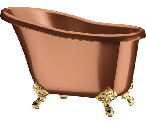 champanheira banheira suprema ps bronze marmo 7,8 lt boccati