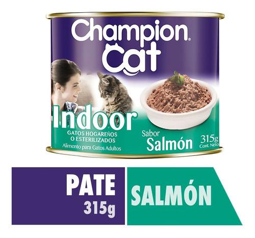 champion cat lata  indoor 24 x 315 g