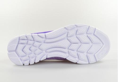 champion dama olympikus angel femenino violeta confort gym