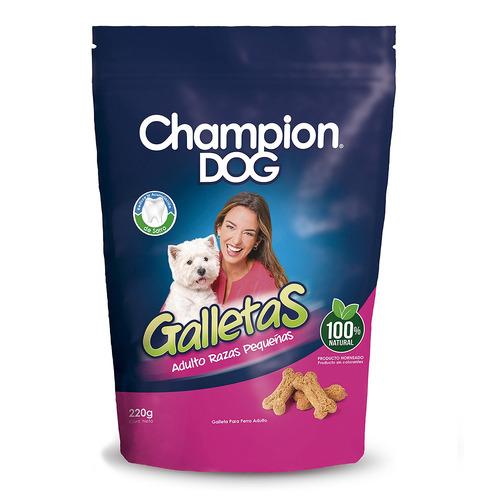 champion dog galleta rp 24 x 220 g