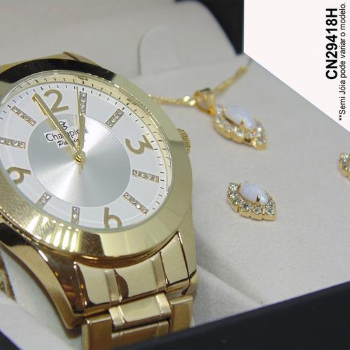 champion feminino relógio
